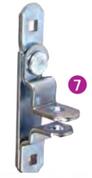 Buyers Cam Lock Hasp #BL-401-1Z