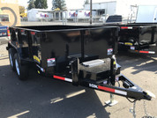 Great Northern 6' X 10' 10K Mid Size Dump Trailer #11038
