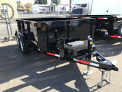 Great Northern 6' X 10' 7K Mid Size Dump Trailer #11037