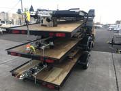 Karavan Impact Snowmobile Trailer 5' X 10' #09083