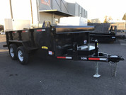 Great Northern 6' X 12' 10K Mid Size Dump Trailer #11126