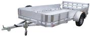 Mission FA-2.0 6.5' X 10' 3K Utility Trailer #MU6.5x10FA-2.0