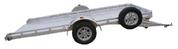 Mission FA-2.0 Tilt 6.5' X 14' 3K Utility Trailer #MU6.5x14FA-TILT-2.0