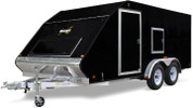 Mission Crossover 7' X 16' 3K Snowmobile Trailer #MFS7x16CROSSOVER