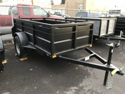 Bend Trailers 4' X 8' 3K Sport Utility Trailer #32140