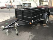 Bend Trailers 4' X 8' 3K Sport Utility Trailer #32141