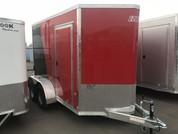 E-Z Hauler Aluminum 6 X 10' 3K Cargo Trailer #15846 **Sale Price**