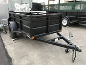 Bend Trailers 4' X 8' 3K Sport Utility Trailer #32142