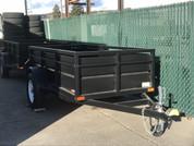 Bend Trailers 4' X 8' 3K Sport Utility Trailer #32147