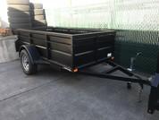 Bend Trailers 4' X 8' 3K Sport Utility Trailer #32145