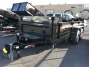 Mirage 7' X 14' 14K Tandem Axle Dump Trailer #78917
