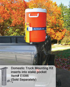 Greentouch Domestic Truck Mounting Kit #EI086