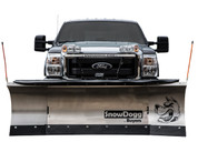 SnowDogg 8'-10' Expanding Plow Snowplow Package #XP-810