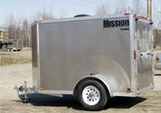 Mission MEC 5' X 10' Aluminum Cargo Trailer #MEC5X10