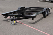 Iron Eagle Steel Frame 8-1/2' X 24' 14K #PAD14K-24 PAD Trailer