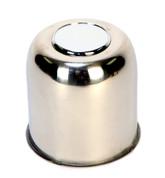 """Excalibur 4.25"""" Diameter Stainless Steel Center Cap w/ Plug #425EZ-SS"""