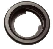 "Kaper II 2"" Round Black Light Grommet and Wire Kit #L12-0079-KIT"