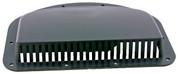 Kaper II 8.5x6.5x1 Black Side Flow Air Vent #L12-0020