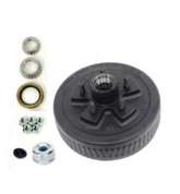 "Dexter 5 on 4.5"" EZ-Lube Hub & Drum Kit For 3.5K Axles #84546UC3-EZ"