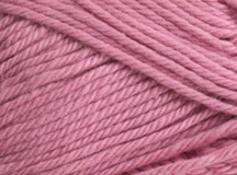 Patons  Cotton Blend 8 Ply Yarn - Wild Rose (39)