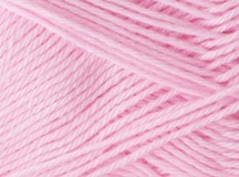 Patons Big Baby 4 Ply Yarn - Candy Pink (2590)