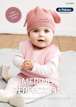 Merino Perfection - Patons Knitting Pattern (front)