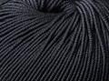 Cleckheaton Australian Superfine Merino 8 ply Wool -  Black (1)