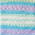 Naturally Loyal Baby Prints 4 Ply Wool - Periwinkle (70298)