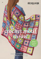 Crochet Motif Throw - Cotton 8 Ply  - Heirloom Knitting Pattern (HL6004 - 001) cover