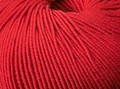 Cleckheaton Australian Superfine Merino 8 ply Wool - Red (08)