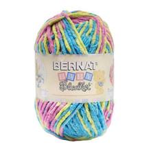 Bernat Blanket Brights Yarn - Jelly Beans (4324)
