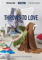 Throws to Love - Heirloom Patons Cleckheaton Knitting Pattern (110)