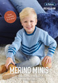 Merino Minis - Patons Heirloom Knitting Patterns (111)