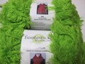 Fiddlesticks Fun Fur Yarn - Green