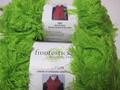 Fiddlesticks Fun Fur Yarn - Green
