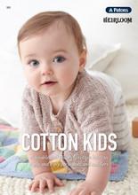 Cotton Kids - Patons Heirloom Knitting Patterns (366)