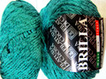 Filatura di Crosa Brilla Yarn - dark green (444)
