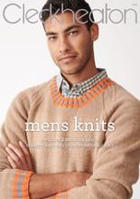 Men's Knits - Cleckheaton Knitting Pattern (1015)