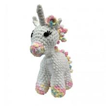 Knitty Critter Crochet Kit - Sophia Unicorn (KC562)