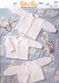 Peter Pan Knitting Pattern - Kids Sweater (P843)