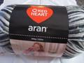 Red Heart Aran Yarn - 100