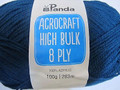 Panda Acrocraft High Bulk 8 Ply Yarn - Teal (21)