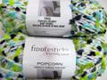 Fiddlesticks Popcorn Yarn - Navy + Green