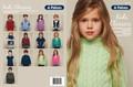 Kids' Classics - Patons Knitting Pattern (1307)