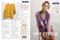 Take 2 Totem - Patons Knitting Pattern (0013)