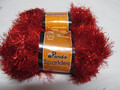 Panda Sparkles Yarn - Red (114)