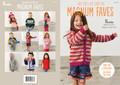 Panda Knitting Pattern - Panda Magnum Faves (305)