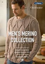 Men's Merino Collection - Patons/Cleckheaton Knitting Pattern (102)