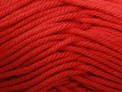 Patons Bright Red - Cotton Blend 8 ply Yarn (18)
