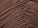 Patons Brown - Cotton Blend 8 ply Yarn (20)